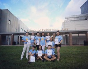 Chinese teachers in summer piano camp
