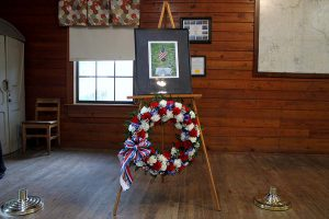 Commemoration held at Geneva Community Center for Veterans
