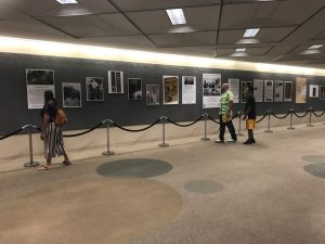 The UCF History Department exhibit, Zora Neale Hurston's 'Native Village': Historic Eatonville Remembered