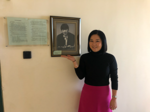 Bassoon Faculty Member Yoon Joo Hwang Visits Top Music