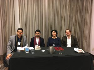 Society for the Study of Muslim Ethics Panel