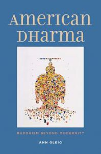 Front cover of American Dharma