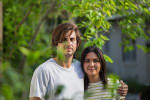 Photo of Adam Lavigne '14 and Anna Cruz '13