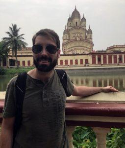 David Morton in India