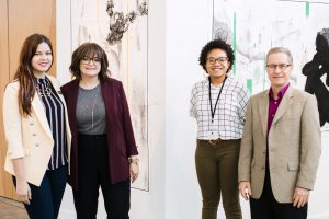 Photos from the ACA 30th Student Exhibition Opening Reception