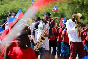 Haitian celebration
