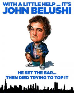 With a Little Help... It's John Belushi
