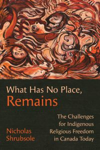 What Has No Place, Remains Front Cover photo.