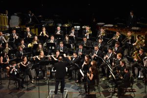 UCF Wind Ensemble Performs at UCF Celebrates the Arts 2019