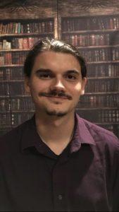 History Alumnus Matt Patsis