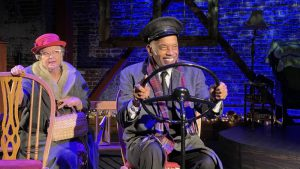 """Theatre West End production of """"Driving Miss Daisy"""""""