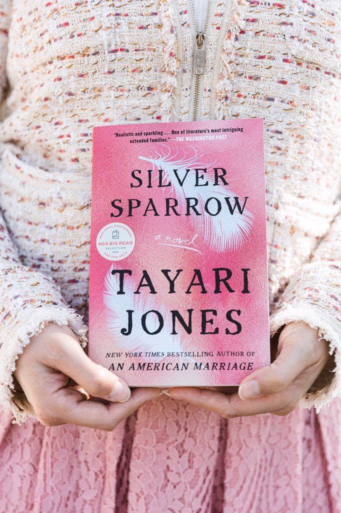 Silver Sparrow book cover