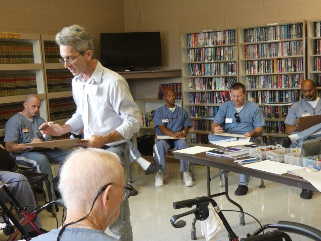 Participants in the Florida Prison Education Project