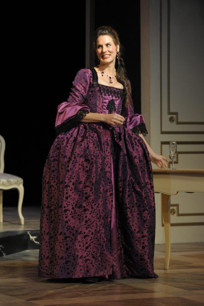 Theatre UCF Alumni: Inga Eiss
