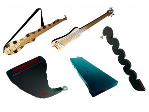Professor Scott F. Hall's Images of Instruments