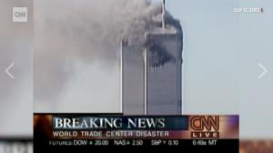 9/11 coverage on CNN