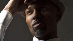 Clarence Penn, assistant professor of jazz percussion